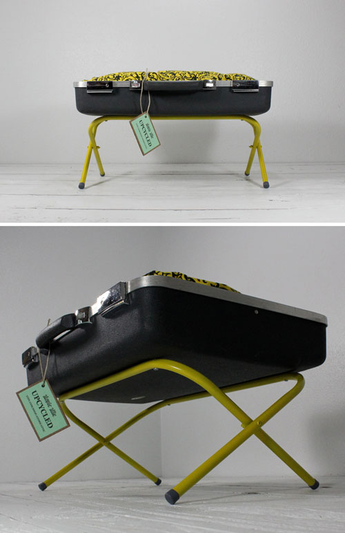 Fantastic Atomic Attic Upcycled Pet Beds Design Milk Gmtry Best Dining Table And Chair Ideas Images Gmtryco