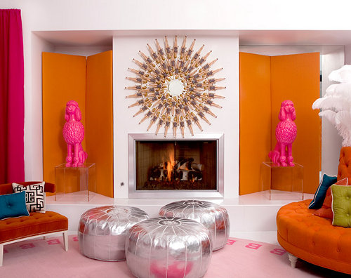 Spotted: Jonathan Adler's Groovy Pups