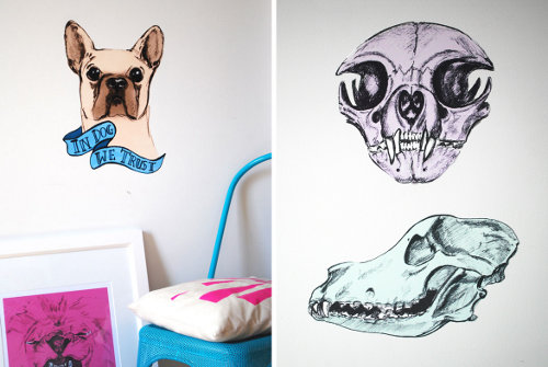 Wall Decals by Evie Kemp