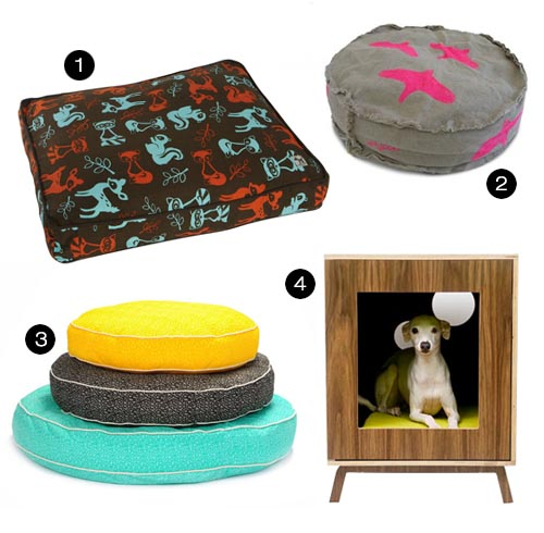 Dog Milk Holiday Gift Guide: Modern Dog Beds and Furniture
