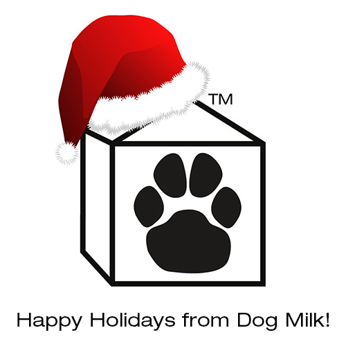 Happy Holidays from Dog Milk