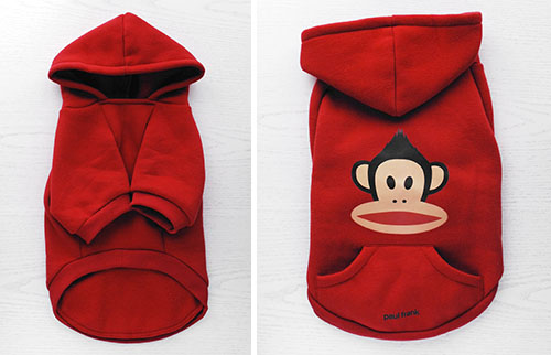 Paul Frank Hoodies from 26 Bars & a Band