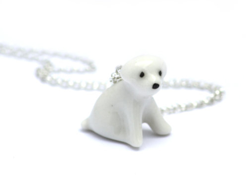 Porcelain Dog-Themed Accessories by Jade Gallup