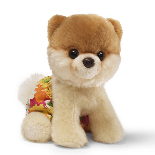 Boo: The World's Cutest Dog Plush Toy Collection from Gund