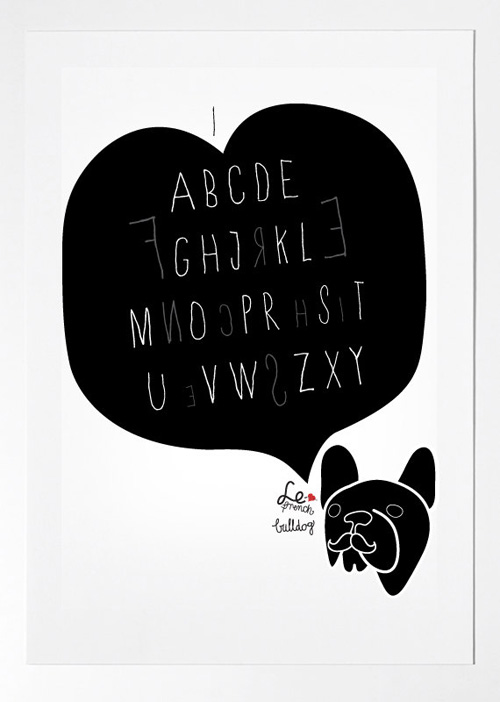 Dog Illustrations from Nice Mice for You