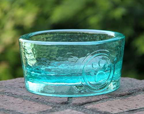 Recycled Glass Pet Bowl by PawNosh