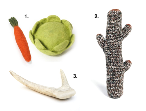 Roundup: Organic and All-Natural Dog Toys