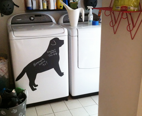 Chalkboard Dogs from Steadfast Friends