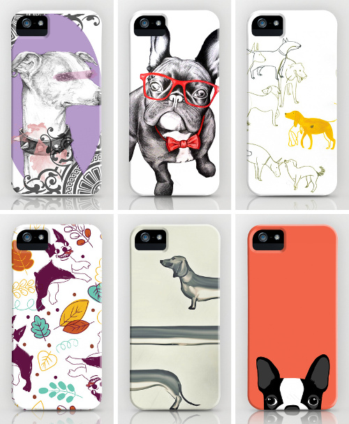 13 Awesome iPhone 5s and 5c Cases for Dog Lovers