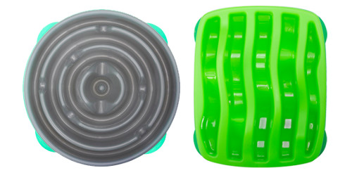 Slo-Bowl Slow Feeder for Dogs