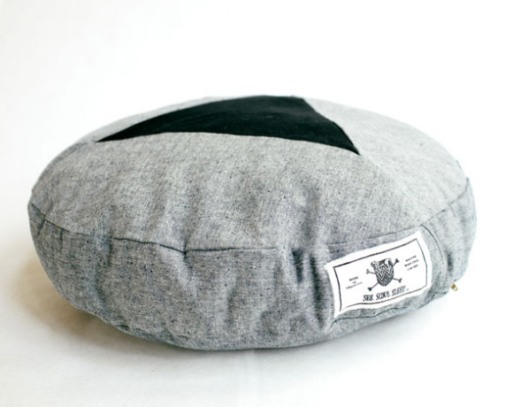 New Handmade Dog Beds from See Scout Sleep