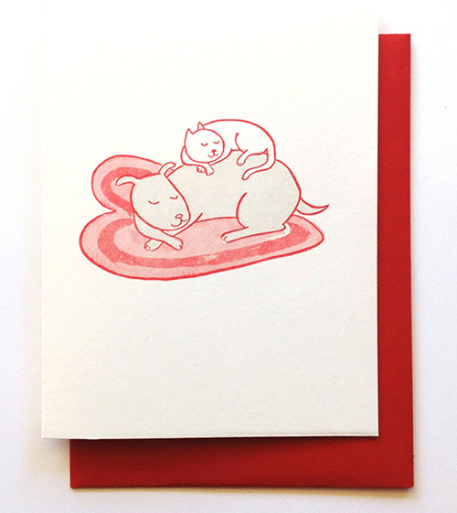 18 MORE Valentine's Day Greeting Cards for Dog Lovers