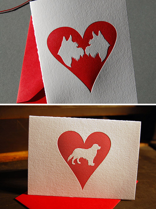 18 Awesome Dog-Themed Valentine's Day Greeting Cards