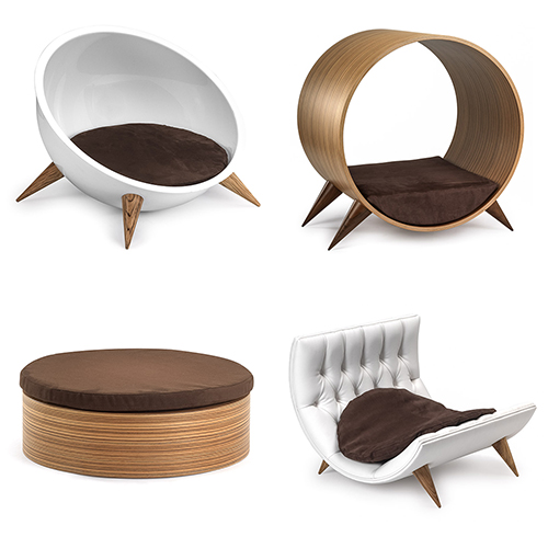 Luxury Dog Beds by Superfine
