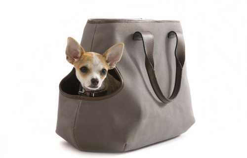 Stylish Dog Carriers from Mungo & Maud