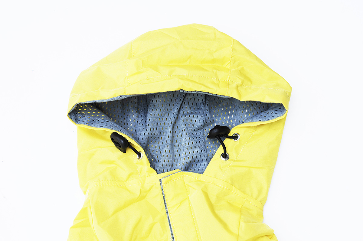 Review: Rainy Day Poncho by FouFou Dog