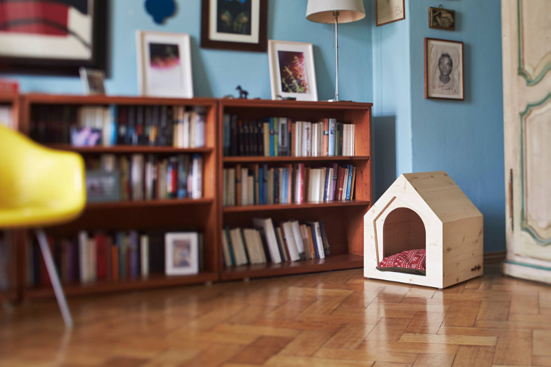 Modern Dog Houses and Daybeds by Rosi & Rufus