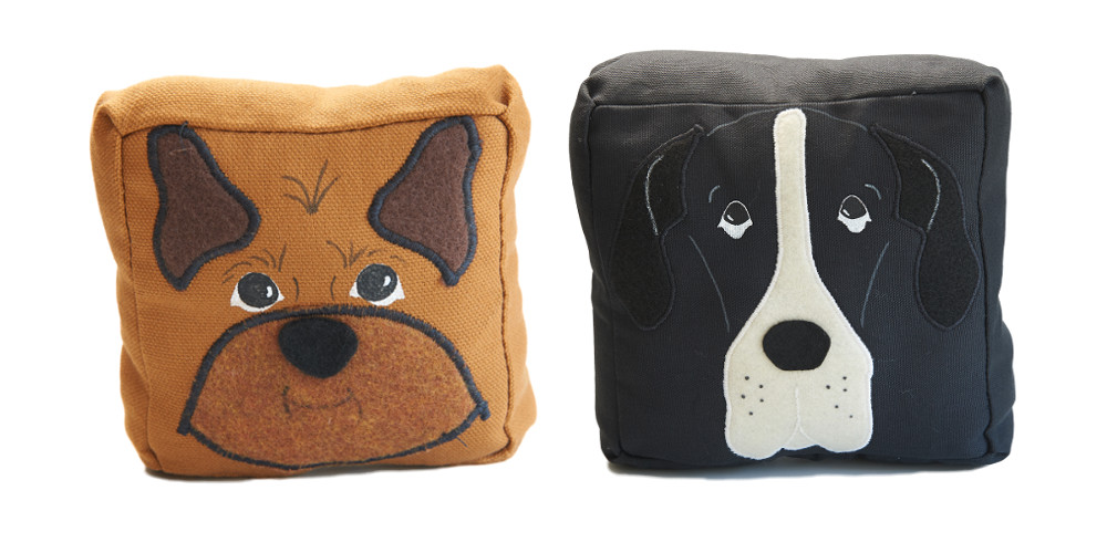 Pillow Pets Dog Toys from Handmade Pet