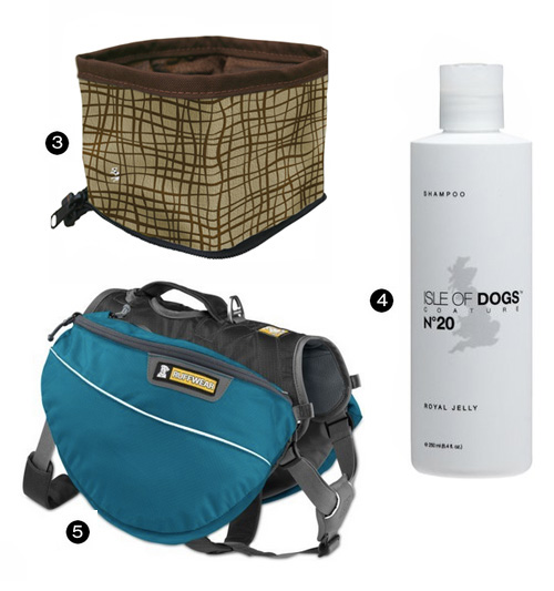 Mingus-wish-list-dog-shampoo-travel-bowl-backpack-2