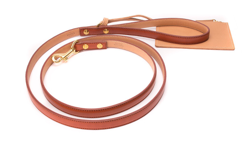 Stylish Dog Accessories from Shinola