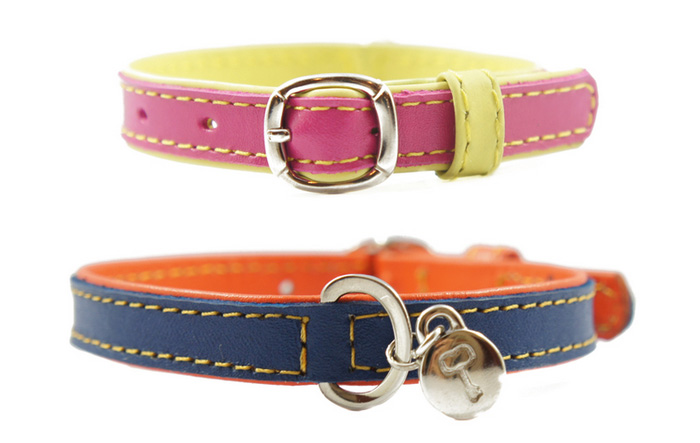 canville-lola-petite-leather-dog-collar