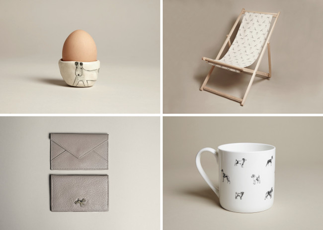 Vintage-Inspired Dog Home Goods from Plum & Ashby