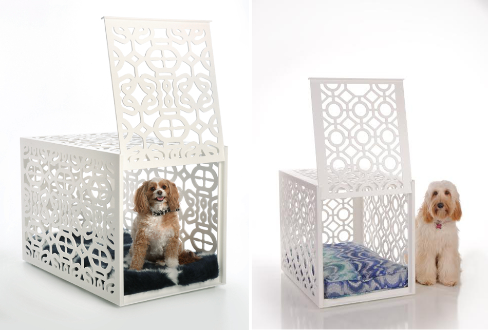 Modern Pet Crates and Play Pens from Maricela Sanchez