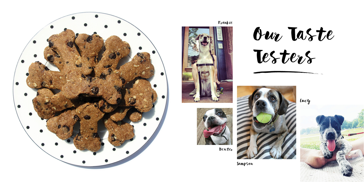 For The Love of Dog Biscuits Cookbook
