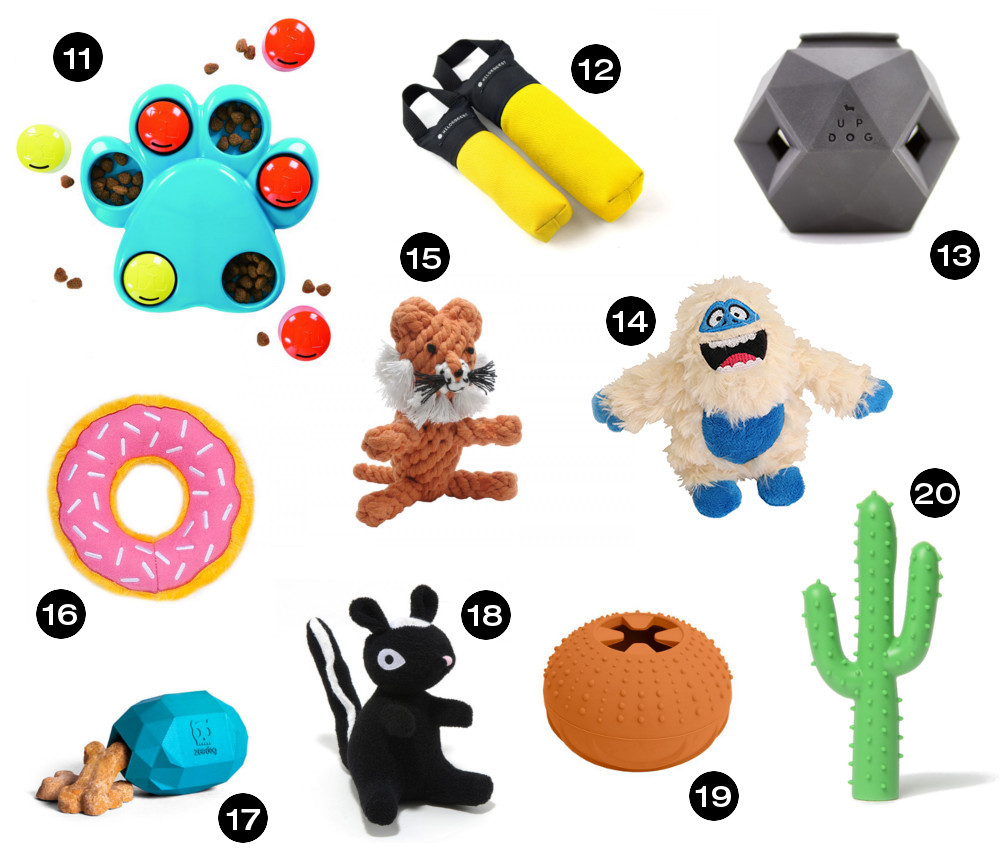 Dog Milk Holiday Gift Guide: 20 Cool Toys for Dogs
