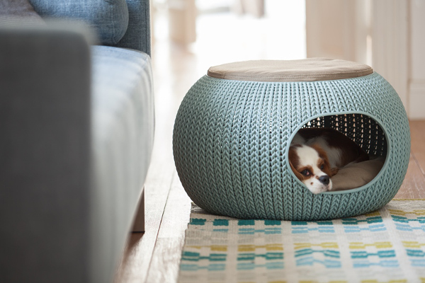 KNIT by Curver Pet Beds and Furniture