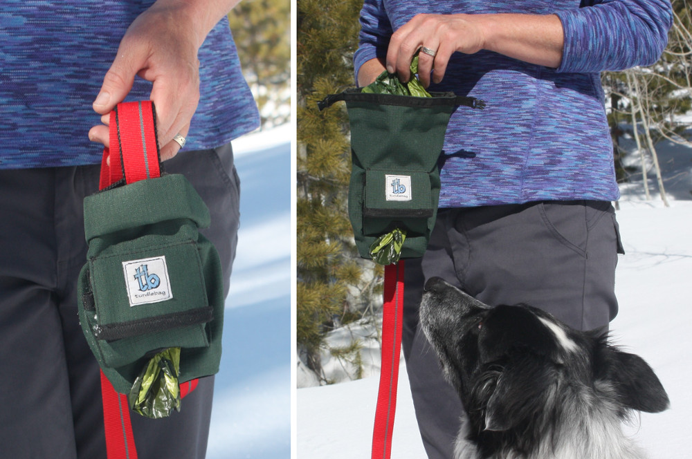 Turdlebag: A Waste Bag Holder and Poo Carrier in One