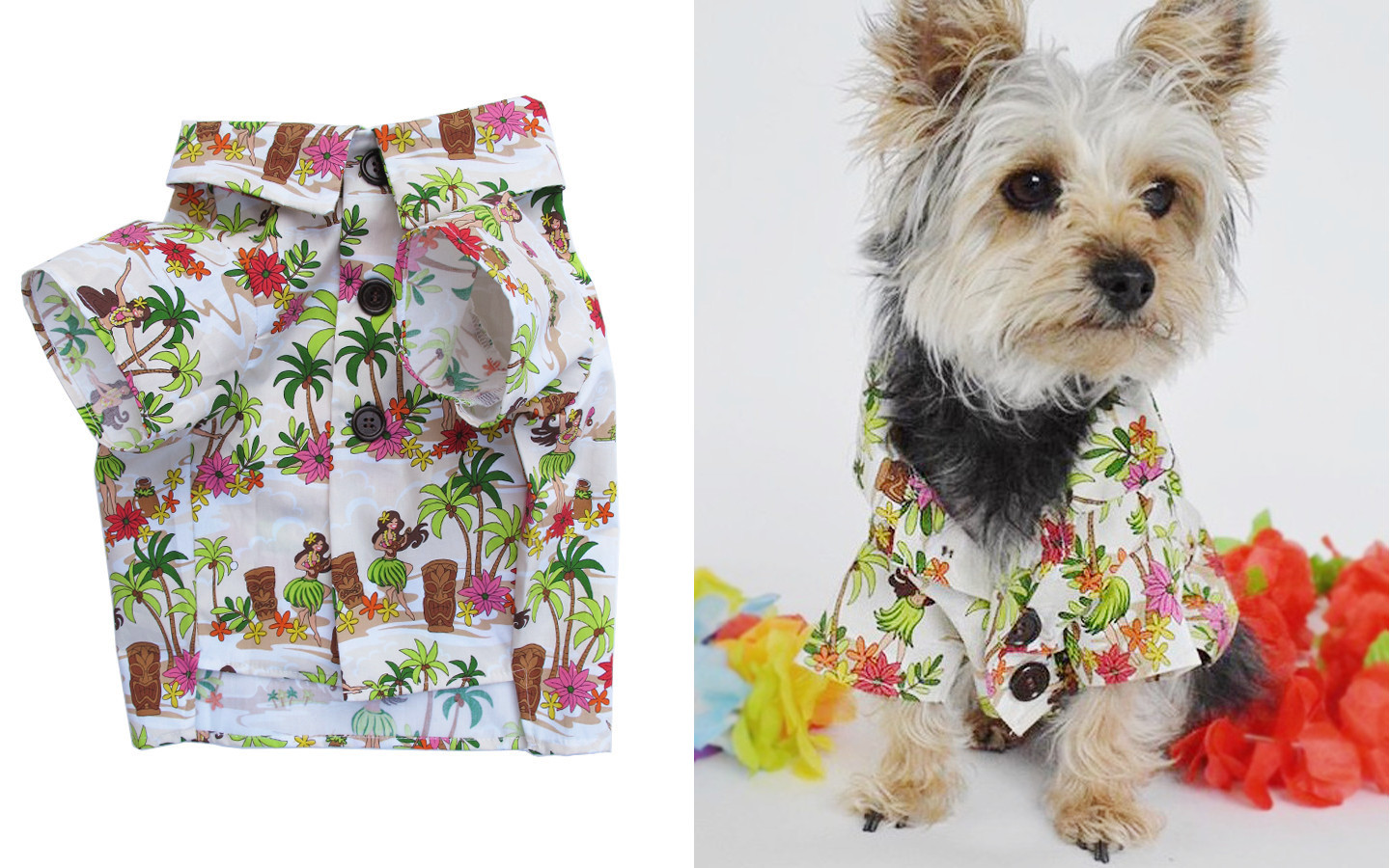 Summer Shirts and Bandanas from Dog Threads