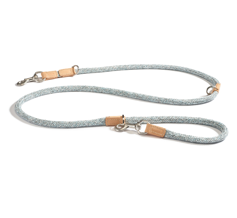 Braided Linen Rope Collars and Leads from MiaCara