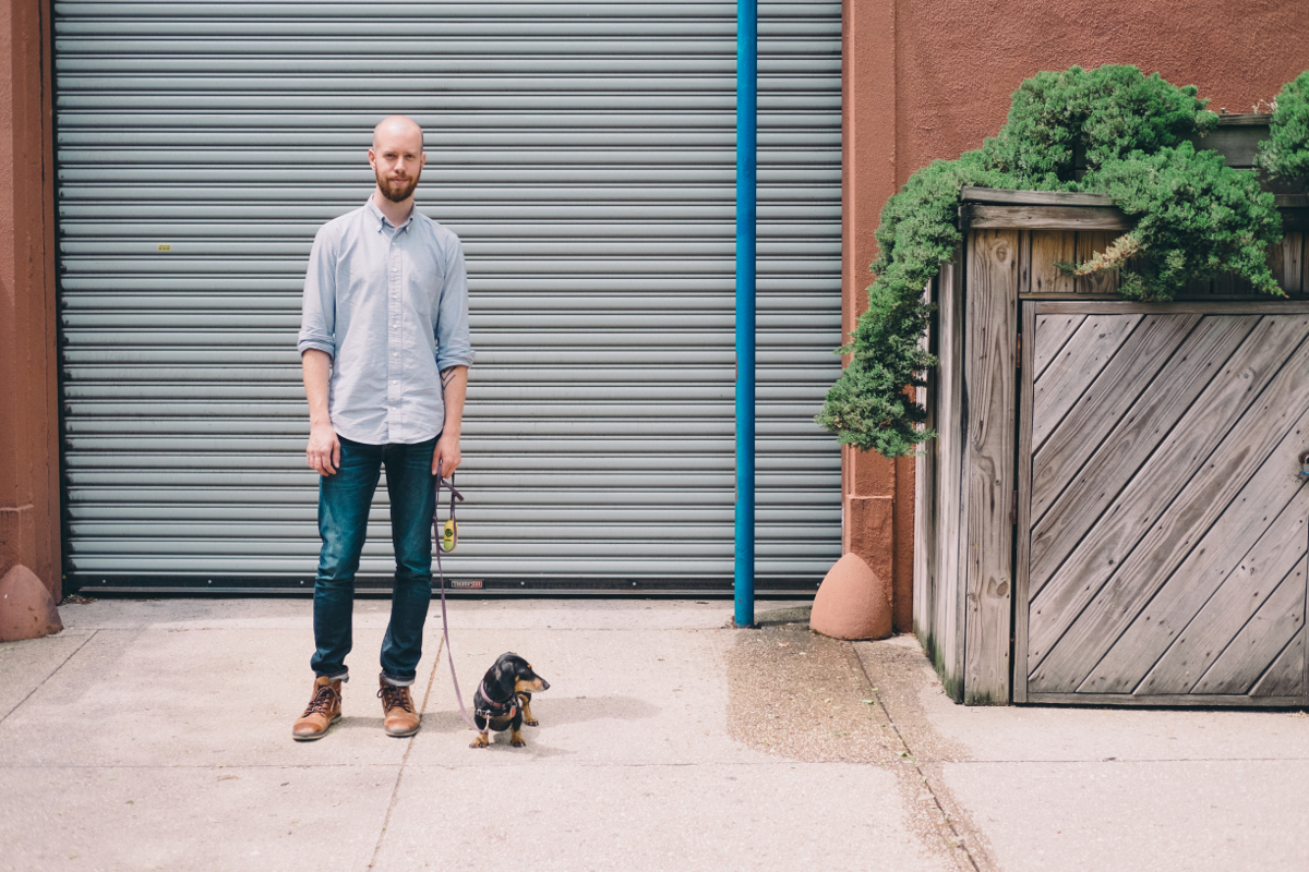 Vivian the Dog Moves to Brooklyn: A Giant Dog in the Big City