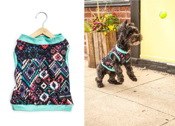 New Tees and Larger Sizes from Penn + Pooch