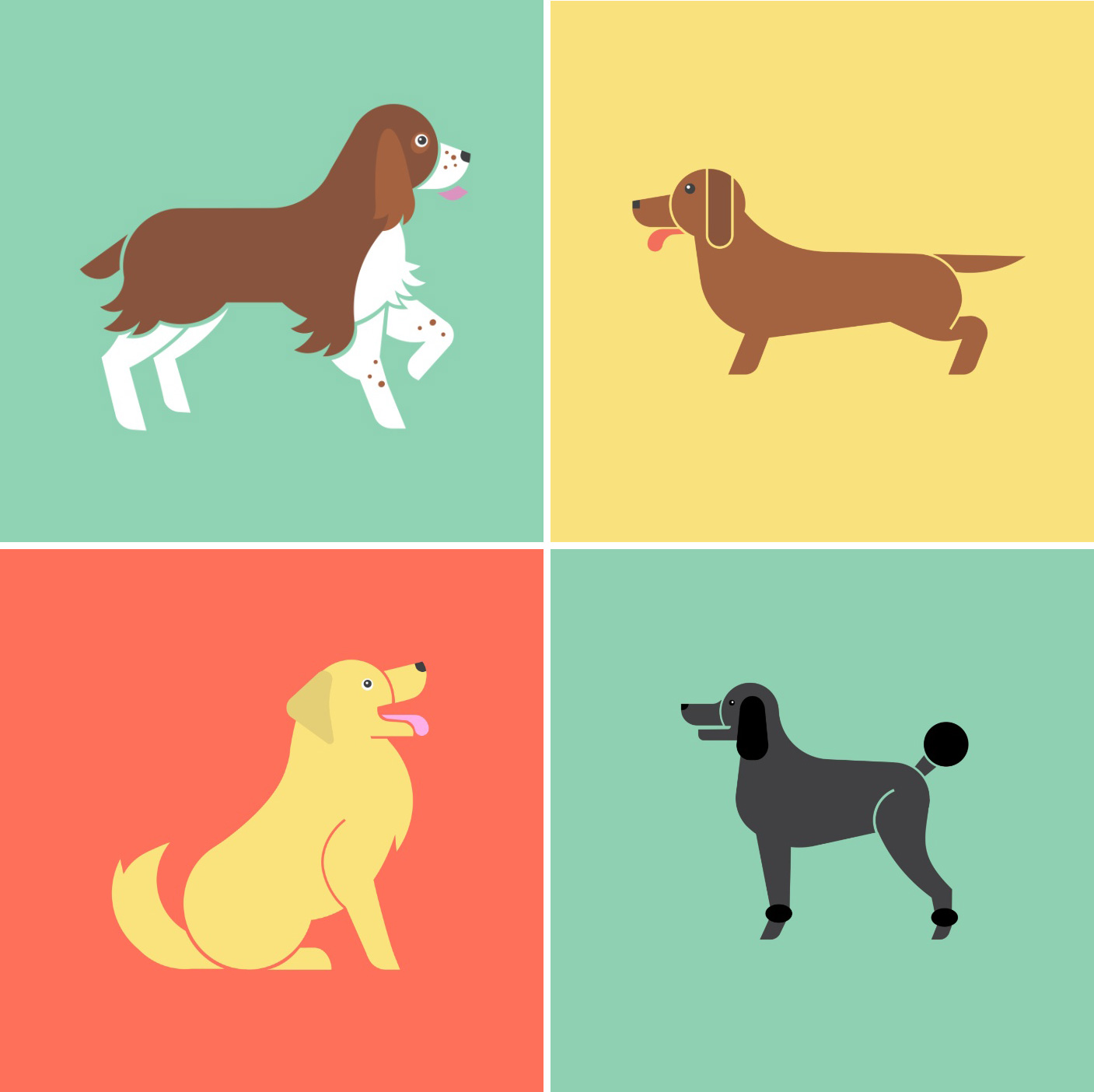 Jenny-Johns-Design-modern-dog-geometric-illustration-3