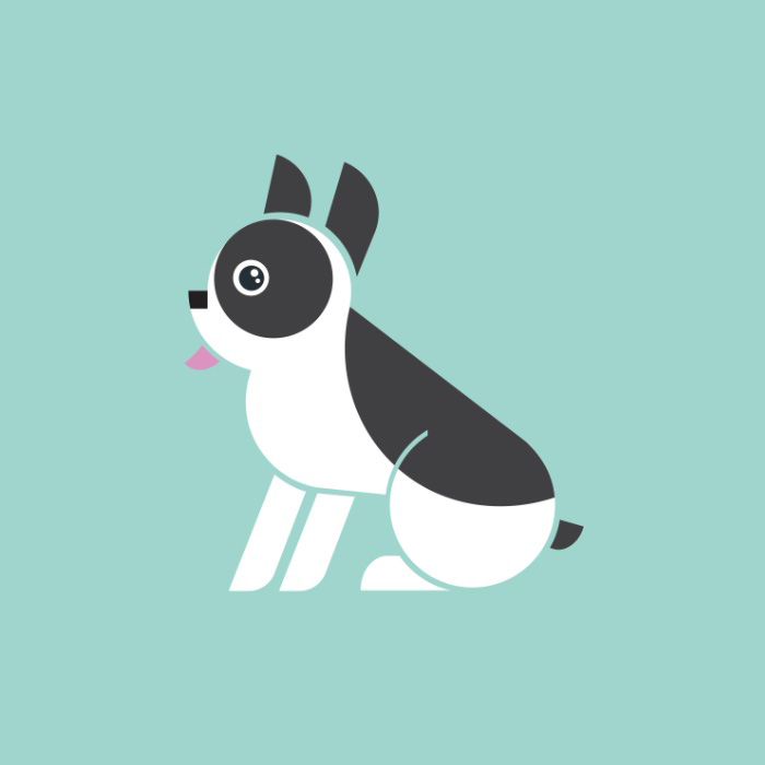 Jenny-Johns-modern-dog-geometric-illustration-2