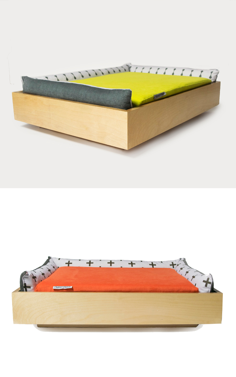 Modern Dog Beds from Hund + Haus