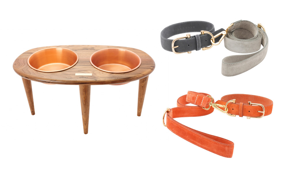 Ultra Luxe Feeders and Accessories from DANE & DALE