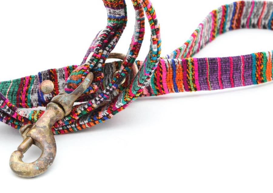 Tropical Collar and Leash Collection from Beast + Babe
