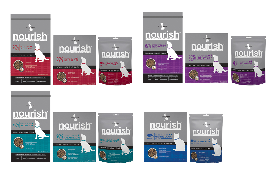 Nourish: Complete Grain-Free Nutrition from Isle of Dogs