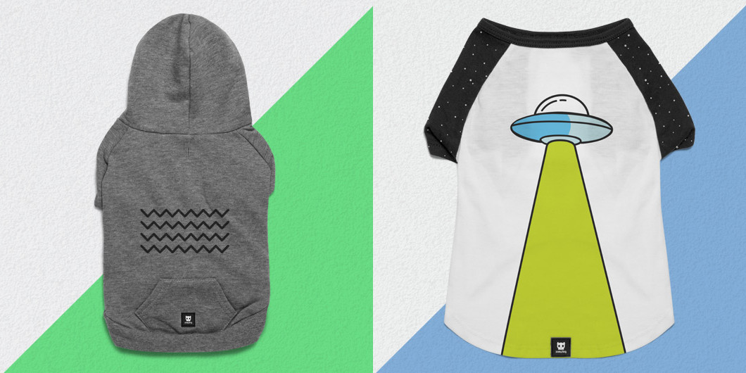 New from Zee.Dog: Hoodies and Tees