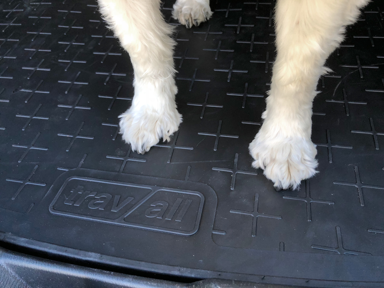 Travall Trunk Liner: A Waterproof, Vehicle-Specific Cargo Mat for Pets