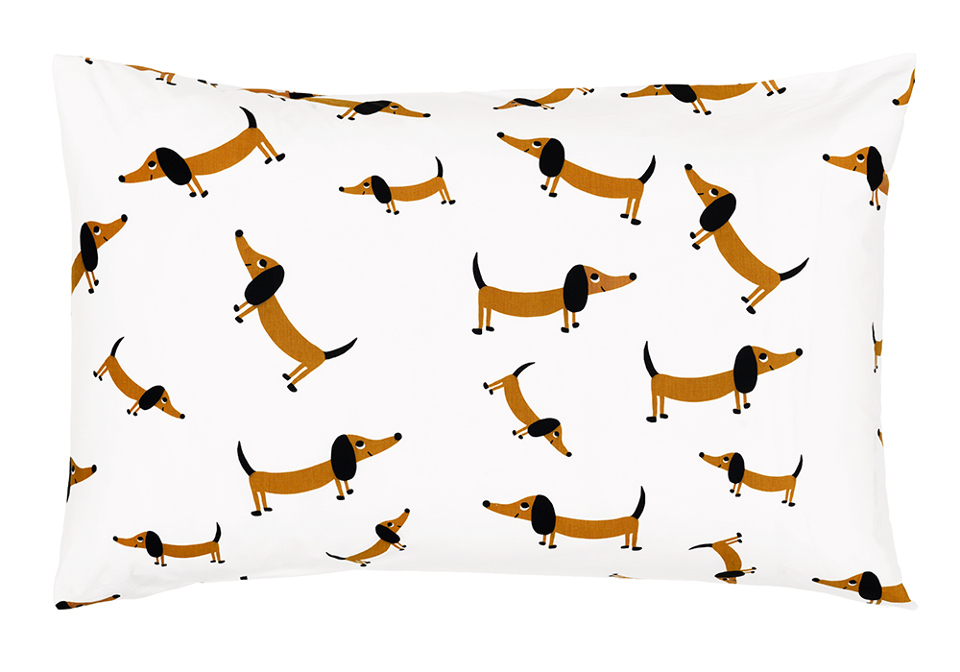 Dachshund Bedding from Castle