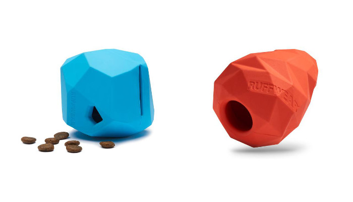 Pacific Gnaw-West Toy Collection from Ruffwear