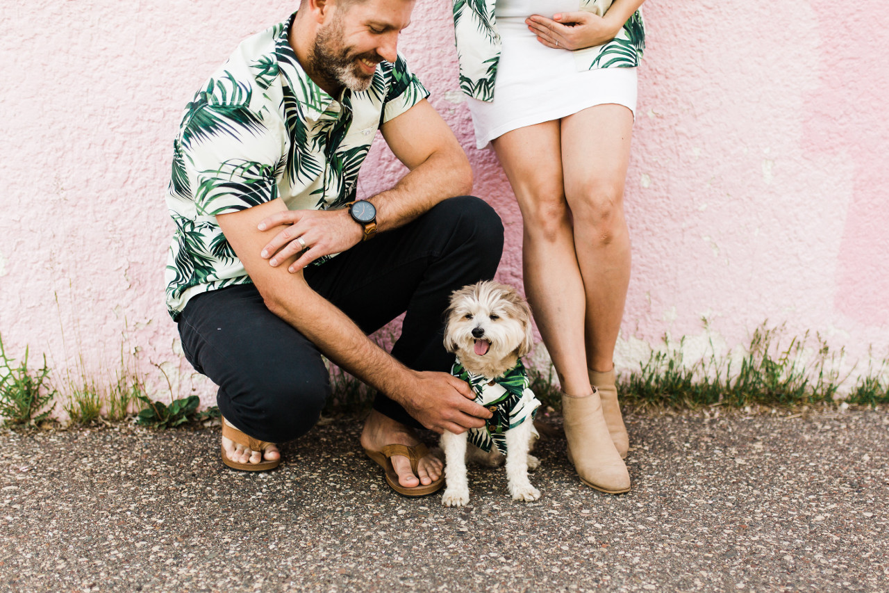 Matching Dog x People Shirts from Dog Threads