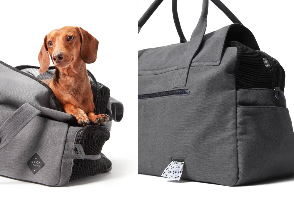 Stylish Dog Carriers and Accessories from Jaxx Hound