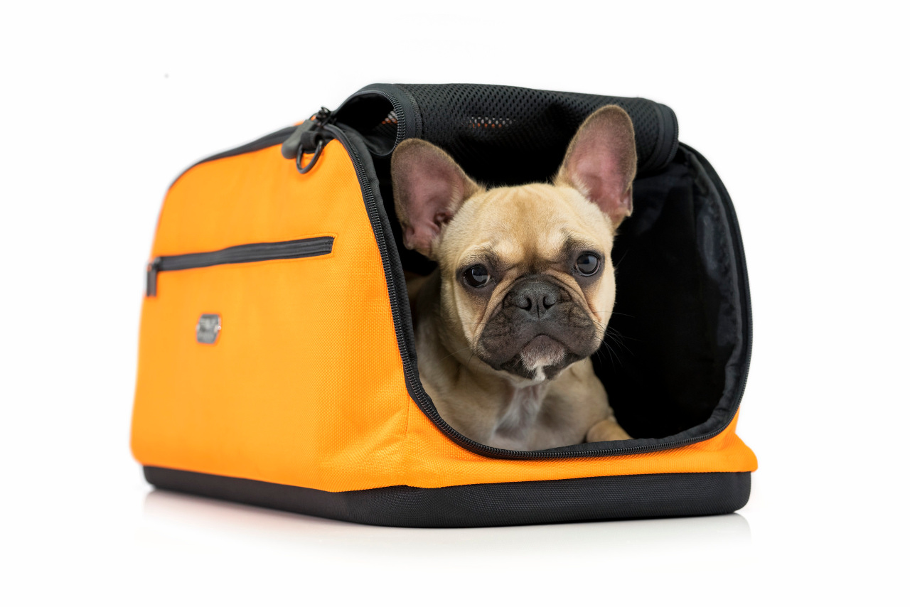 Sleepypod Air: Airline-Approved In-Cabin Pet Carrier