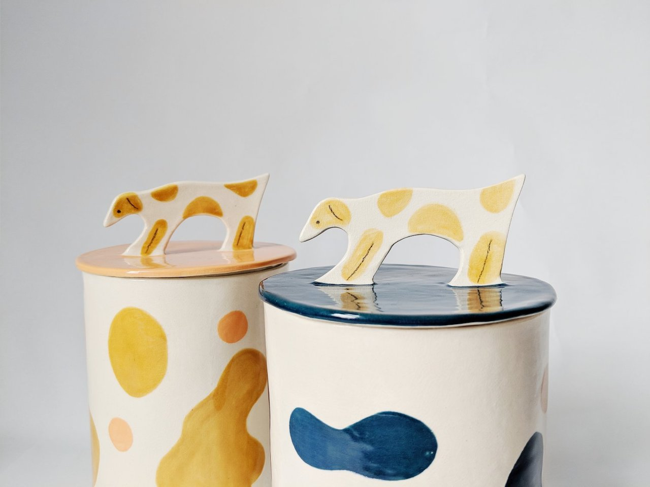 Four Legs Four Walls x Lucy Dickson Ceramics Collection