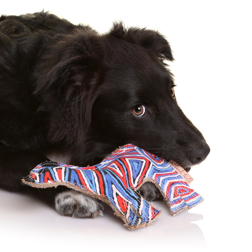 Aussie Desert Dog Chew Toy Collection from Outback Tails